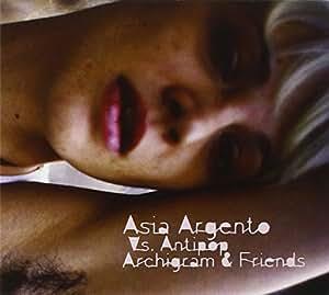 Asia Argento Vs. Antipop Archigram