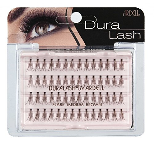 Ardell DuraLash Lashes - Flare Medium Brown by Ardell