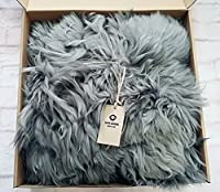 Sheepskin Rug Natural Real Lambskin Fur Sheepskin Natural Colour from Amazinggirl