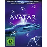 Avatar - Extended Edition [Blu-ray]