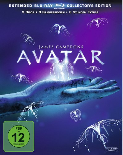 BD * Avatar [Blu-ray] [Import anglais]