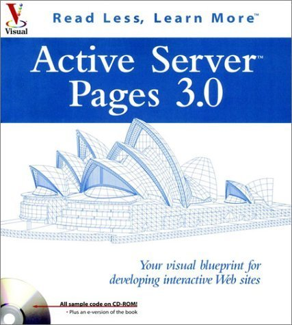 Active Server Pages 3.0: Your visual blueprint for developing interactive Web sites (Visual (Software)) Pap/Cdr edition by Maran, Ruth (2000) Paperback