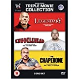 Silver Vision Presents Triple Movie Collection - Legendary, Knucklehead & The Chaperone