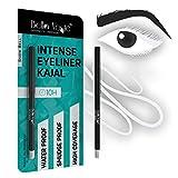 #4: Bella Voste Intense Eyeliner Kajal Snow Bell (white)