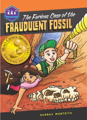 The Furious Case of the Fraudulent Fossil (Galactic Academy of Science)