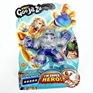 NEW-Squeeze Toys - Heroes of GOO Jit Zu Copy Software Vs Soft Shark Lion Wolf Toys Slimy Stress Relief Squeeze