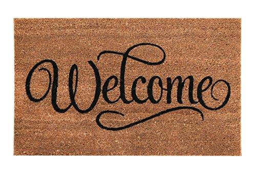 Premier Housewares 1901347 Zerbino Welcome in Fibra di Cocco
