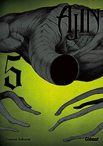 Ajin - Tome 05 par Gamon Sakurai
