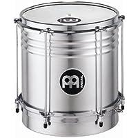 Meinl Percussion QW10 - Cuica de aluminio (25,40 cm/10 pulgadas), color plateado