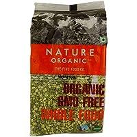 Naturaleza orgánica partidos verdes Gram Moong Dal Lentejas 17.64 onza - USDA Certificado