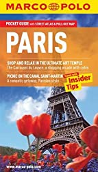 Paris Marco Polo Guide [With Map] (Marco Polo Guides)