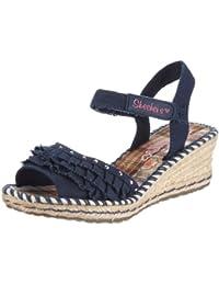 Skechers TikisRuffle Ups - Sandalias de tela niña