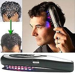 Yiitay haarwachstum kamm elektrische Haarausfall Behandlung Massage kamm für Männer Hair Regrowth Comb Electric Hair Loss Treatment für Herren und Damen