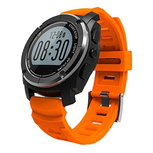 682bc2300 Reloj Inteligente de Moda S928 versión Mejorada GPS Sport Smart Watch,  podómetro/frecuencia cardíaca