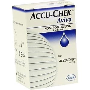 Accu Chek Aviva Kontroll 1X2.5 ml