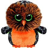 TY Beanie Boo Plush - Halloween Midnight Owl 15cm