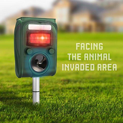 Zoom IMG-2 repellente ultrasuoni camtoa ultrasonic animal