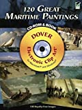 120 Great Maritime Paintings (Dover Electronic Clip Art)