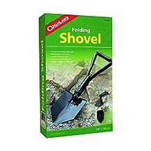 Coghlans 9065 Steel Blade Folding Shovel