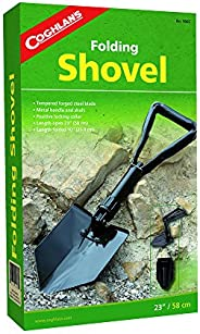 Coghlans 9065 Steel Blade Folding Shovel