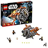 Lego Star Wars - Le Quadjumper de Jakku - 75178 - Jeu de Construction