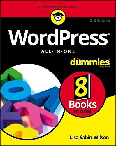 Preisvergleich Produktbild WordPress All-in-One For Dummies (For Dummies (Computer / Tech))