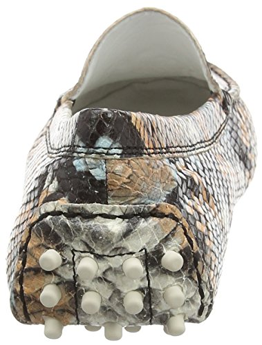 Högl Isla, Mocassins femme Multicolore - Multicolor (Peach Blue 8733)