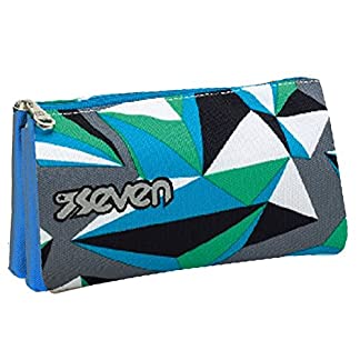 Copywrite 3010217438 Seven Estuches, 22 cm, Multicolor