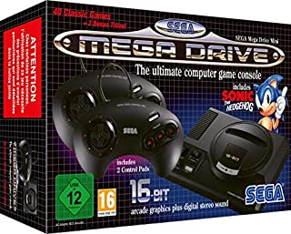 SEGA Megadrive Mini (B07NVMYB7K) | Amazon Products