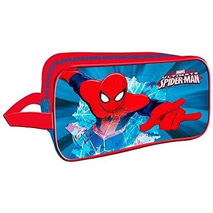 Neceser zapatillero Spiderman Marvel Spider Jump