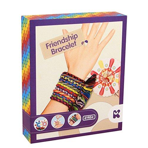 Keycraft AC137Make Your Own Freundschaft Armband Craft Kit - Armband Craft Kit