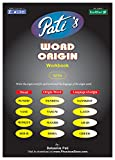 Pati's Word Origin 1 book - Spelling Bee...