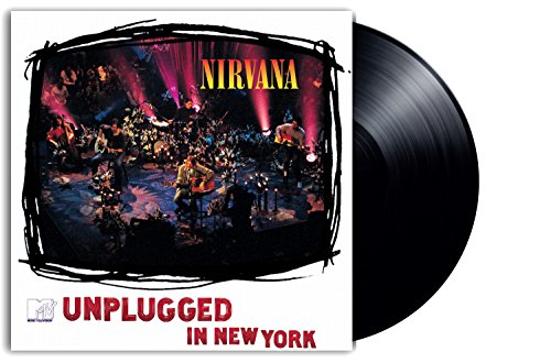 Preisvergleich Produktbild MTV Unplugged In New York (Back-To-Black-Serie) [Vinyl LP]