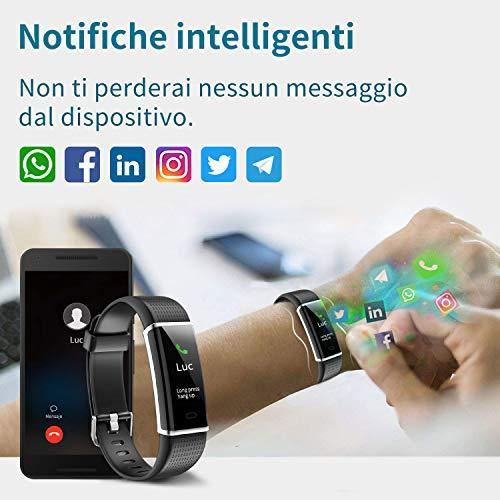 Zoom IMG-2 aisirer fitness tracker orologio braccialetto