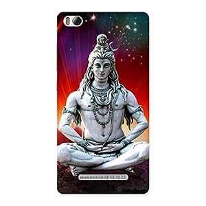 Yog Shiva Back Case Cover for Xiaomi Mi4i