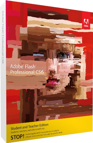 Adobe Flash Professional CS6 Student and Teacher