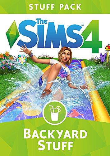 THE SIMS 4  Backyard Stuff Edition DLC |PC Origin Instant Access