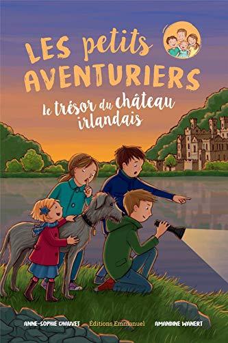 Les Petits Aventuriers, Tome 2 - Le trésor du château irlandais