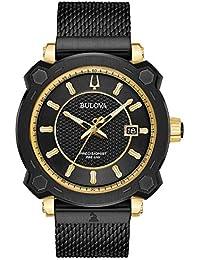 Bulova Men's Grammy Awards Special Edition Precisionist Quartz Watch 98B303