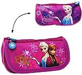 alles-meine.de GmbH 2 in 1: Federmappe / Kosmetiktasche -  Disney die Eiskönigin - Frozen  -...