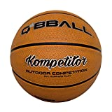 Q4Kid 's kompetitor Basketball, Tan, Größe 5