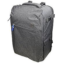 Komers 1601 black photo backpack for DSLR camera black