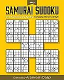 Samurai Sudoku Puzzle Book: 500 Easy Puzzles overlapping into 100 samurai style