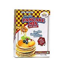 YELLOW CRUMB - Five Grain Vanilla Pancake Mix - High Fibre High Protein (150g)