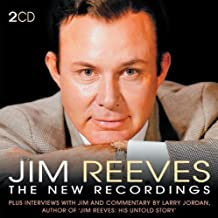 Jim Reeves: The New Recordings by Jim Reeves (2012-05-04)