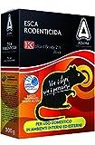 KOLLANT 9756808señuelo topicida, Cuaderno, negro, 300g