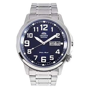 Montre Orient Classic Em7K008d Homme Bleu