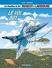 Les nouvelles aventures de Tanguy et Laverdure, tome 3 - Le vol 501