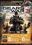 Xbox 360 - Live Gold 12 Monate + 2 Bonusmonate (inkl. Gears of War 3 Waffen Bonus)
