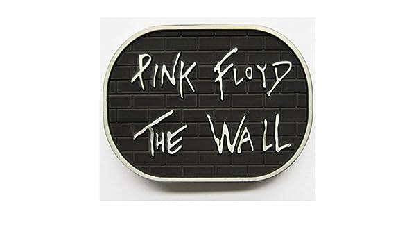 27c8e0004f20 hotrodspirit - boucle de ceinture pink floyd the wall mur en brique noir   Amazon.fr  Vêtements et accessoires